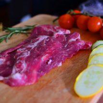 [Gói] Pluma thịt thăn lưng trước - Thịt heo Iberico