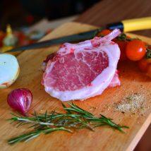[Gói] French rack thịt cốt lếch